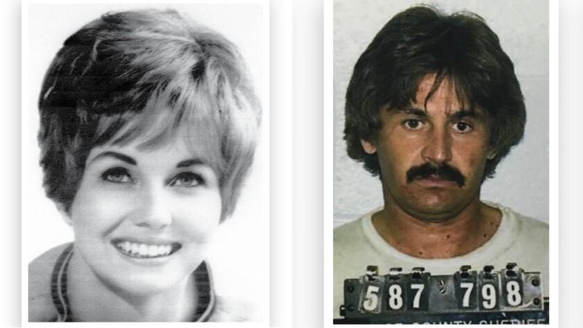 Karen Klaas, left, and Kenneth Eugene Troyer
