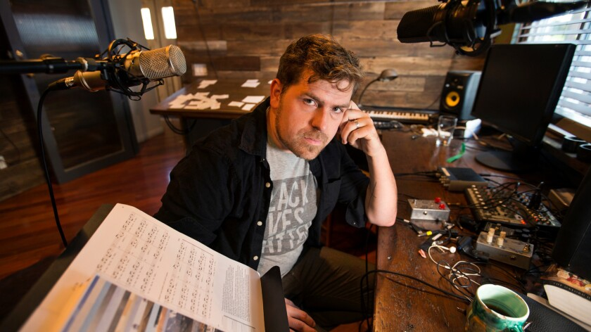'The Source' composer Ted Hearne