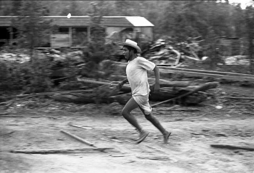 Oscar Castillo Tarahumara Runner