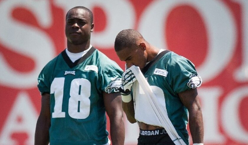 Philadelphia Eagles' Jeremy Maclin suffers torn ACL at camp [updated]