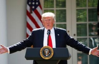 Tribunal Supremo revive el veto migratorio de Trump