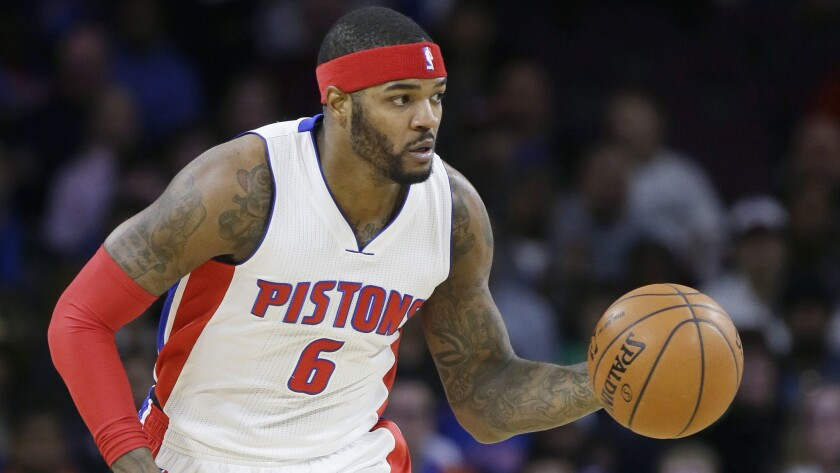 Forward Josh Smith was placed on waivers by the Detroit Pistons on Monday.