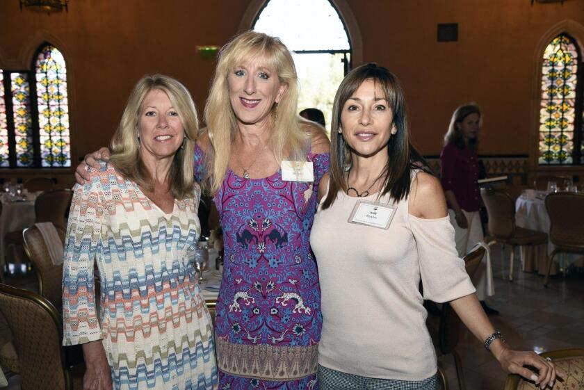 Karla Davidson, Sarah Sleeper, Judy Rowles