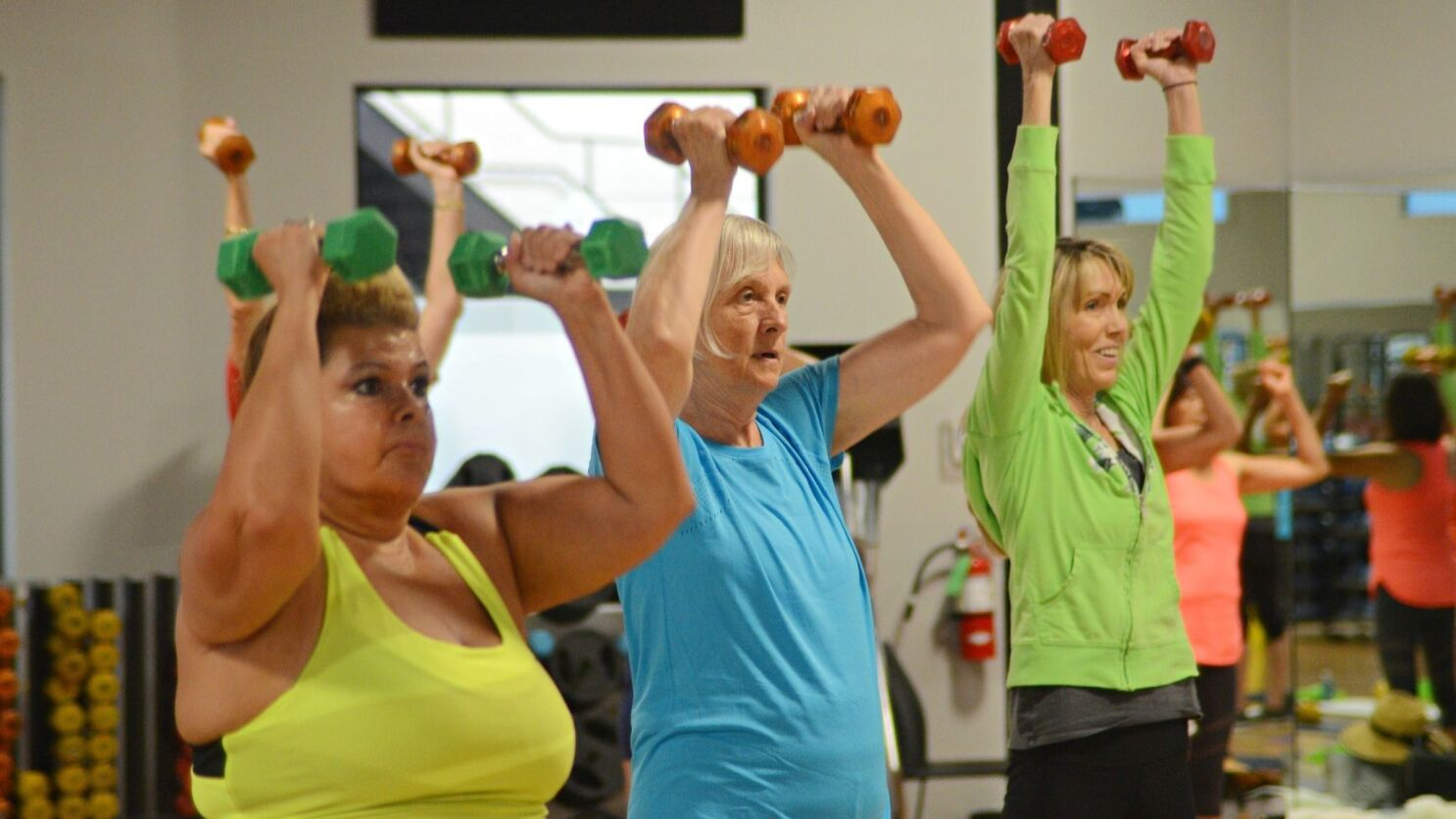 Cancer Patients Find Strength Through Exercise Camaraderie