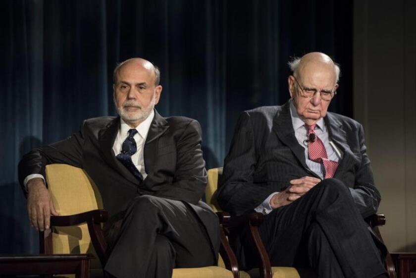 Cuatro expresidentes de la Reserva Federal reclaman mantener su independencia