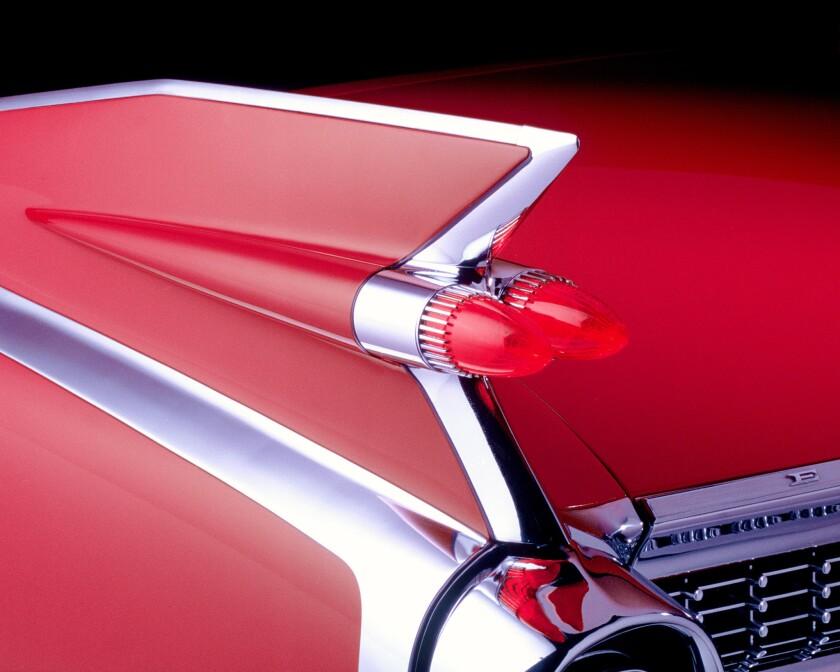 1959 Cadillac Eldorado Tail Fin
