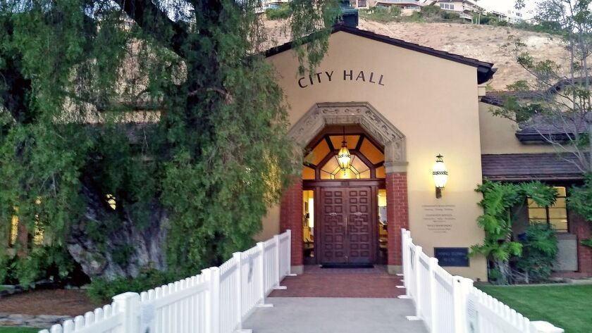 The Laguna Beach City Council on Tuesday adopted a two-year budget, which maintains a 20% general fu