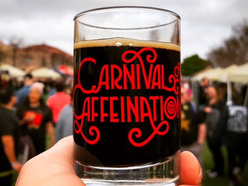 Modern Times Carnival of Caffeination: Pastry Palooza