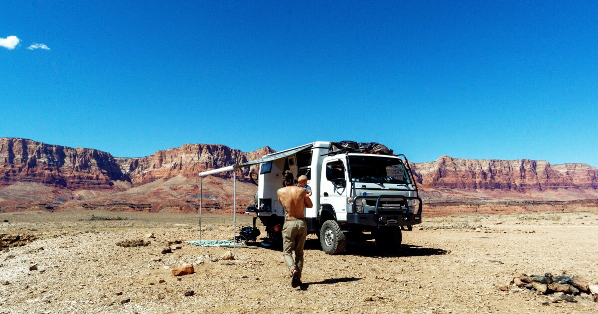 A $400,000 land yacht to explore America? Inside the overlanding craze