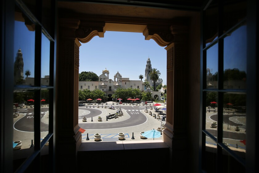 Locals recently convened to discuss what needs to be fixed in Balboa Park.