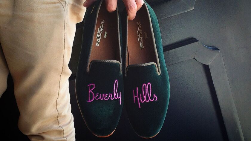 0843ddf6719 Romero + McPaul brings its footwear inspired by sailing, royalty and ...