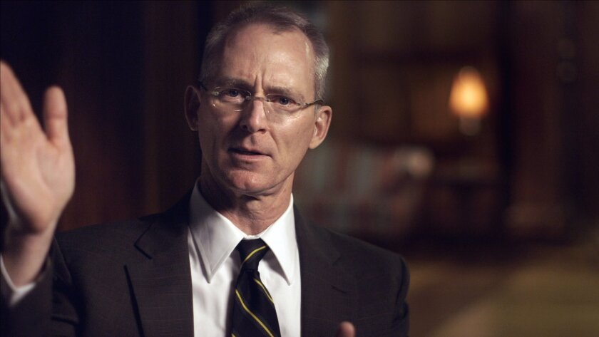 Bob Inglis in the documentary movie MERCHANTS OF DOUBT, directed by Robert Kenner. Photo Credit: Son