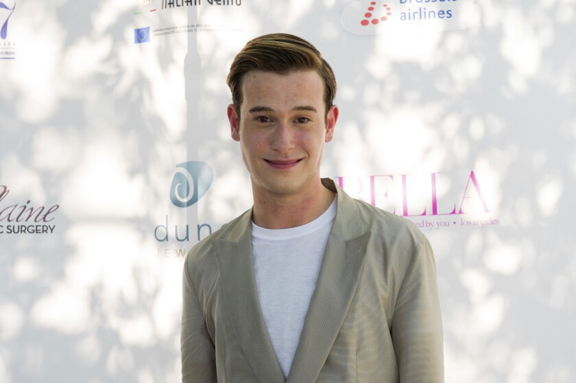 A photo of Tyler Henry
