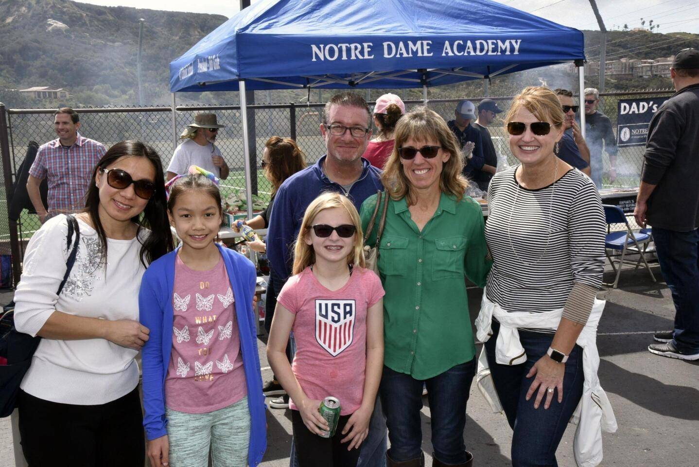 Notre Dame Academy and St. Therese of Carmel celebrate new soccer field