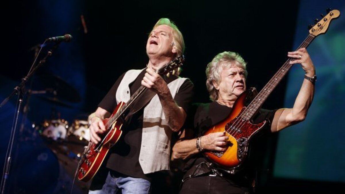 An Interview With John Lodge Of The Moody Blues The San Diego Union Tribune