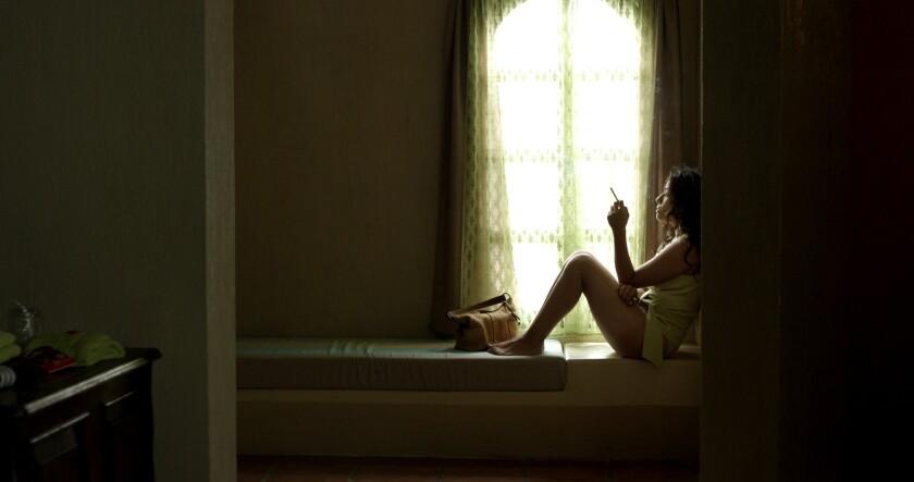 """Adriana Paz in """"The Empty Hours."""""""