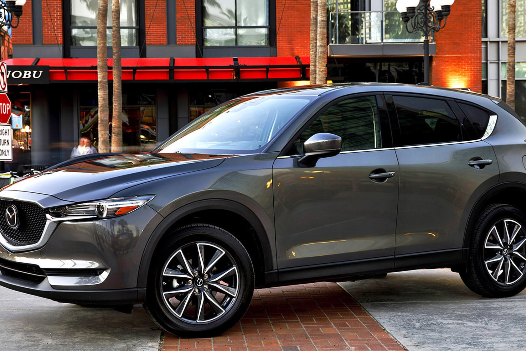2018 Mazda CX-5: Redesign, Styling, Changes, Price >> 2017 Mazda Cx 5 Boring Is Beautiful Los Angeles Times