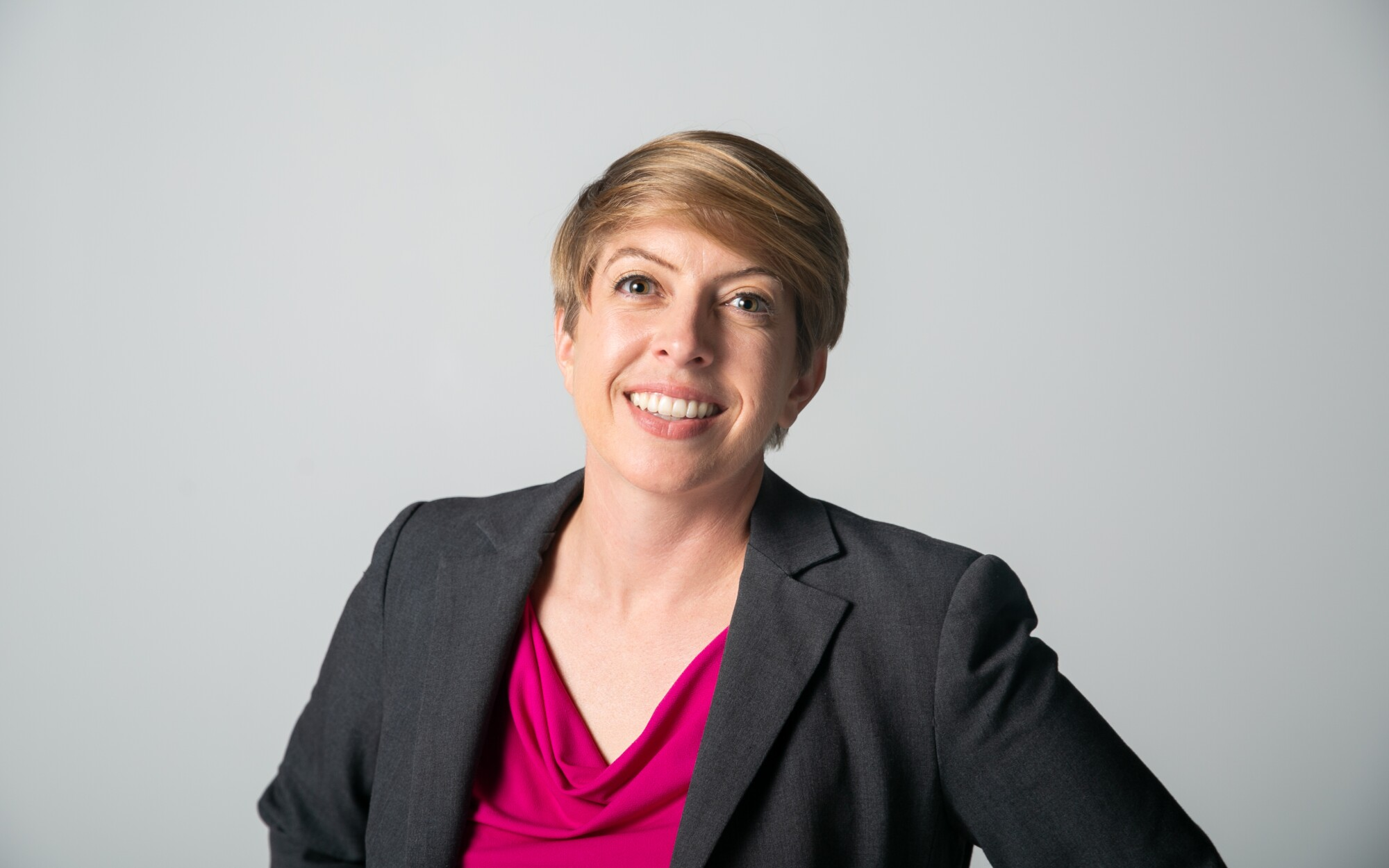 Marni von Wilpert, a candidate for City Council in District 5.
