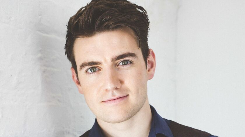 Emmet Cahill, photographed at Mill Studios, Dublin on Sunday, 7 August 2016. Photography by Brendan