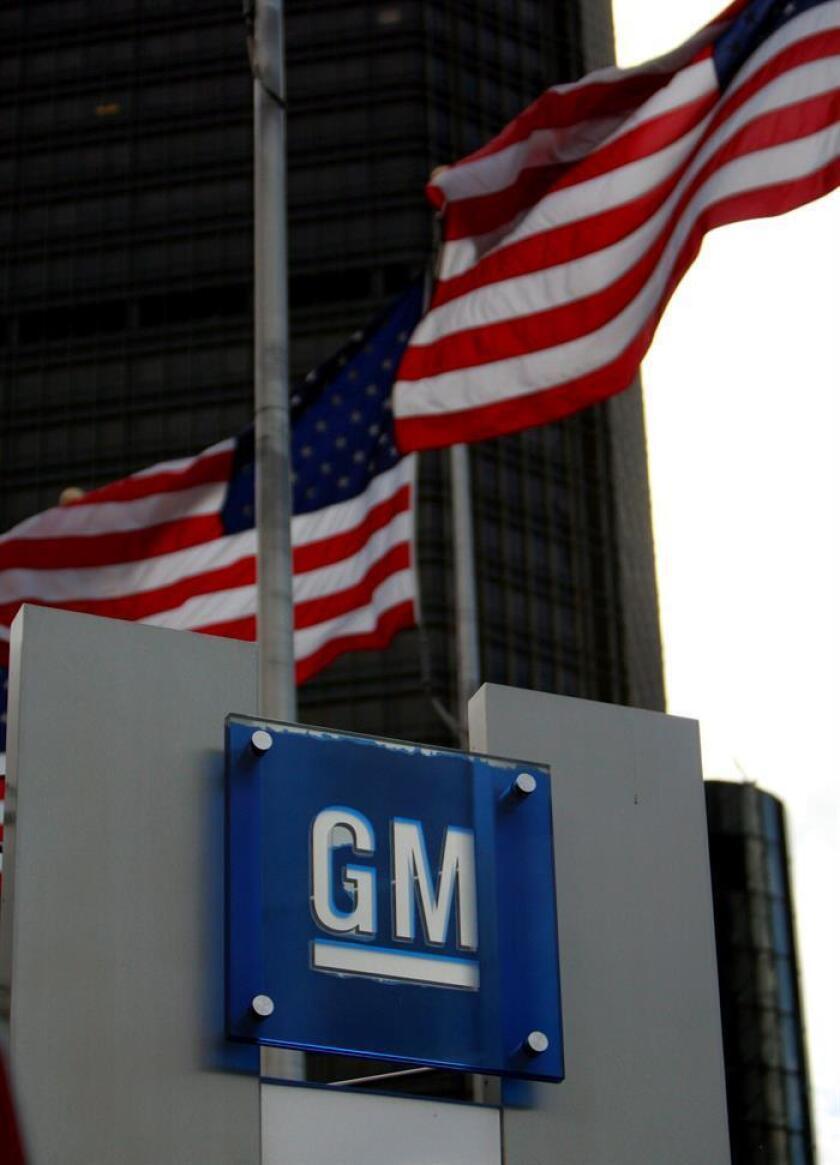 Las ventas de GM cayeron un 6,9 % en febrero