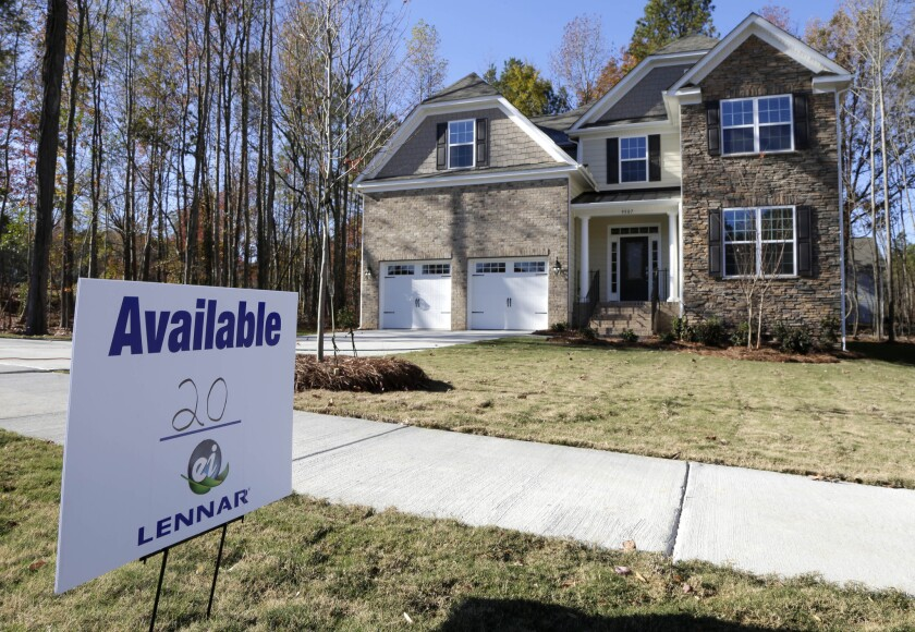 Mortgage approval standards have gotten more flexible.