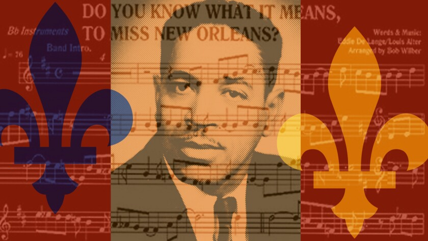 Photo illustration (New Orleans)