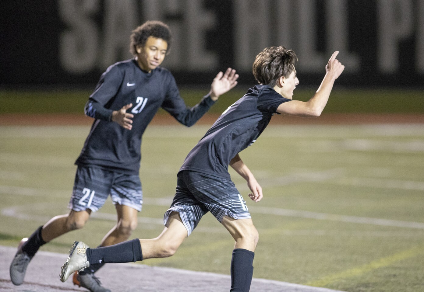 Photo Gallery: Sage Hill vs. Long Beach St. Anthony in boys' soccer