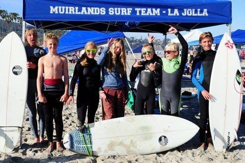 Menehune Surf Contest 5-9-13