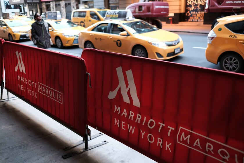 Marriott buys Starwood