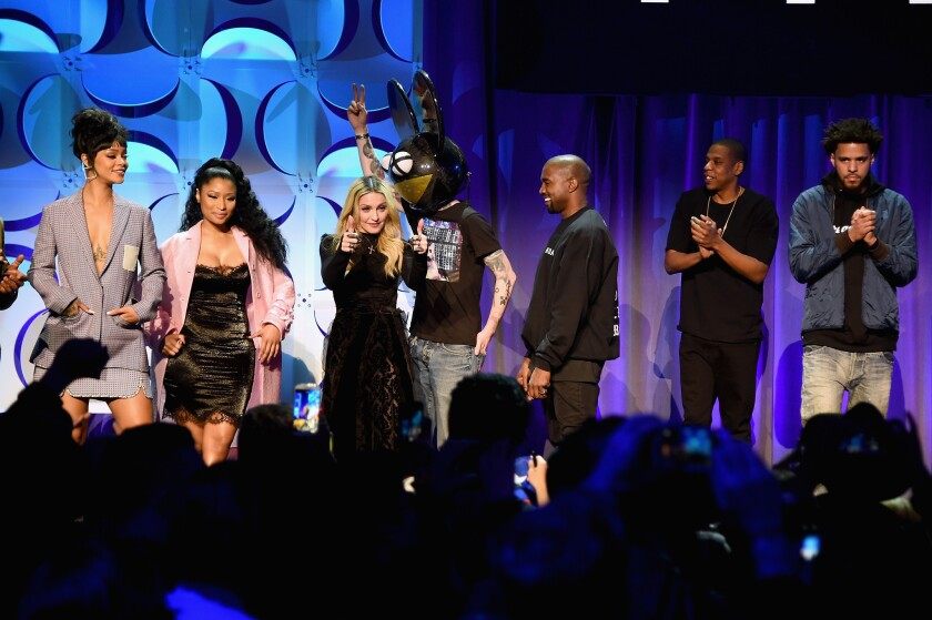 Tidal flops out of iTunes Top 700 apps chart as company attempts reboot