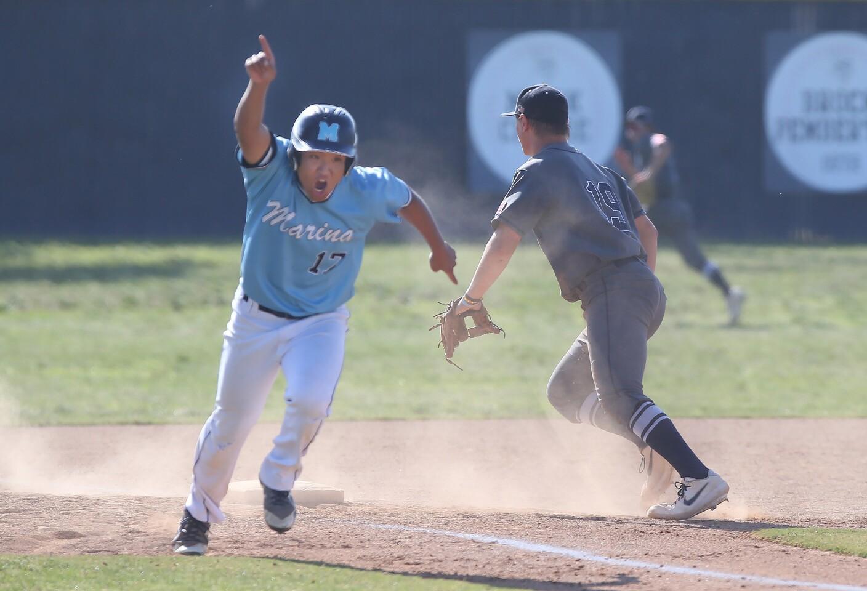 Photo Gallery: Newport Harbor vs. Marina in baseball