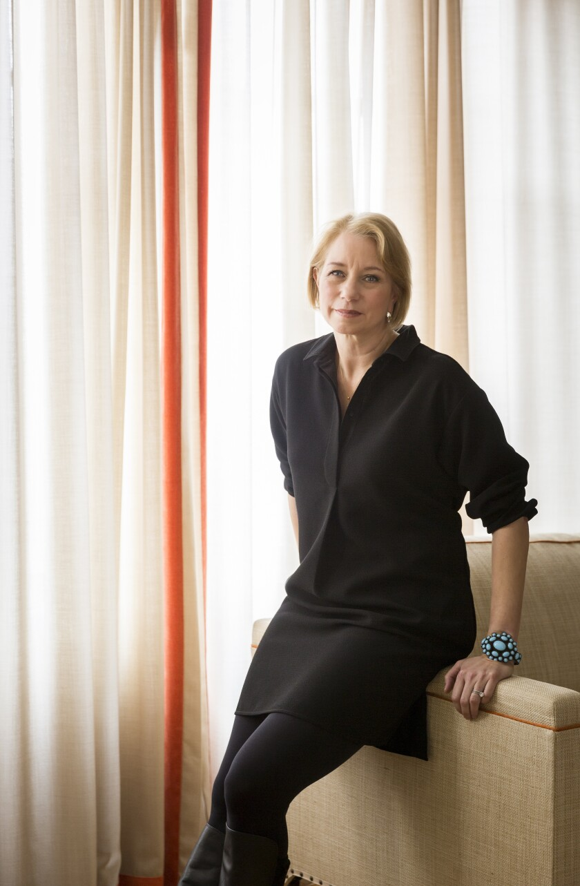 """Novelist Laura Lippman has published a new essay collection, """"My Life as a Villainess."""""""