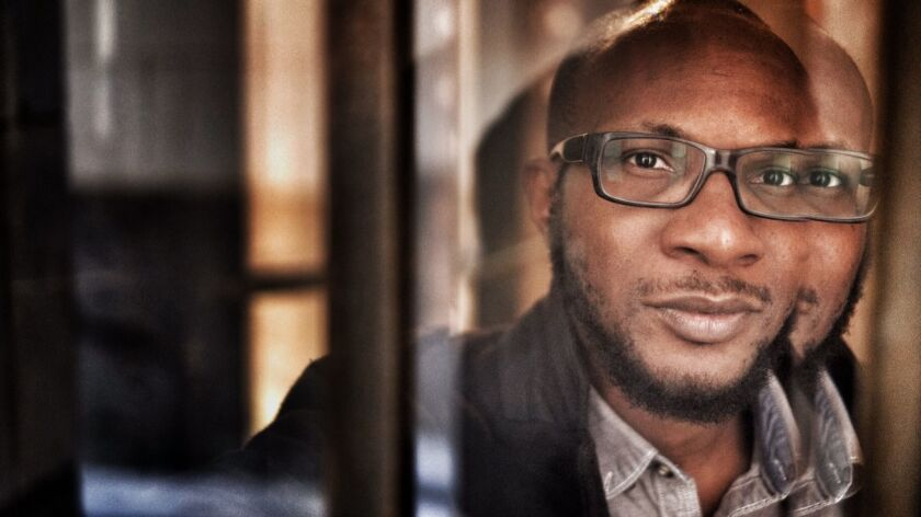 "Teju Cole, author of ""Blind Spots."" Credit: Martin U. K. Lengemann"