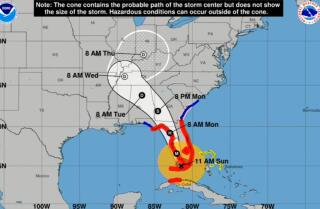 Hurricane Irma: Sept. 10 - 11 a.m. update