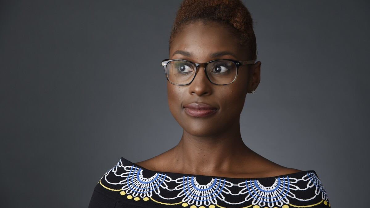 Issa Rae takes HBO from white 'Girls' to black women with 'Insecure' - Los  Angeles Times