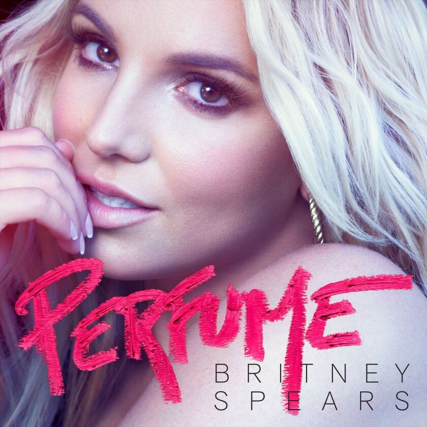 Britney Spears in 'Perfume': Now the singer's working