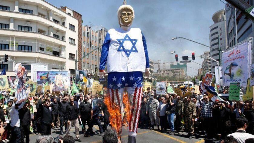 TOPSHOT-IRAN-ISRAEL-PALESTINIAN-US-CONFLICT-JERUSALEM