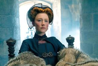 'Mary Queen of Scots' review by Kenneth Turan