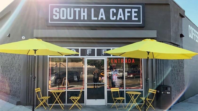 South LA Cafe.