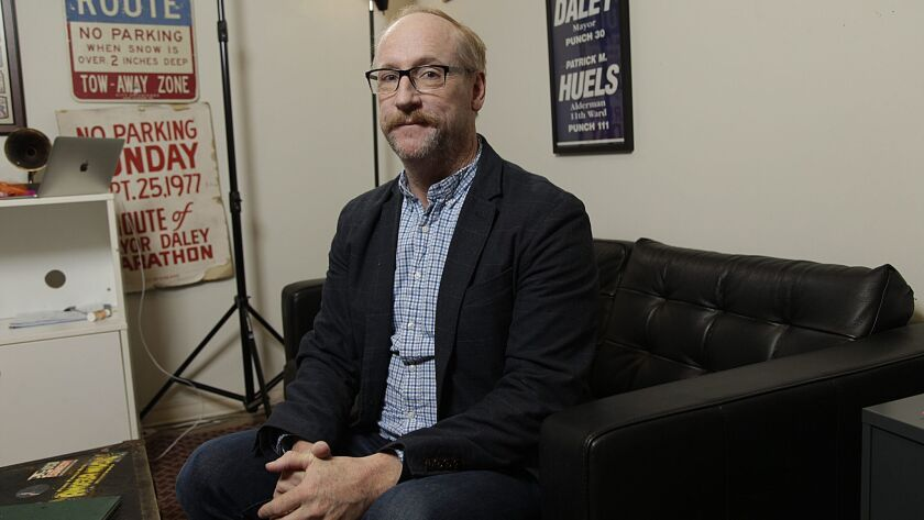 LOS ANGELES, CA., FEBUARY 15, 2019 --Veep star Matt Walsh, who portrays press secretary Mike on the