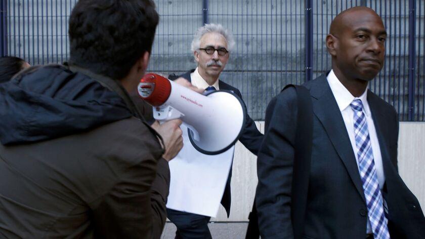 UC Regents protest