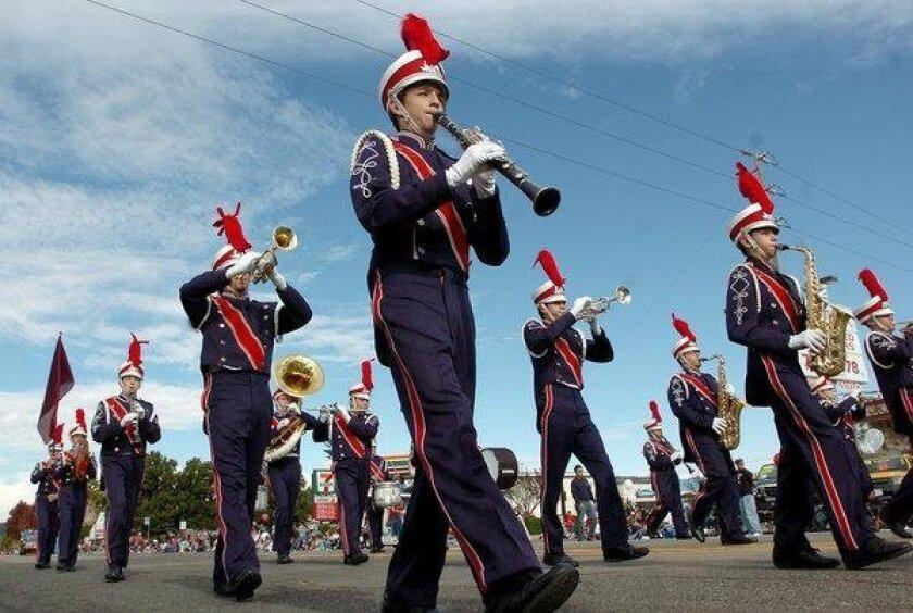 Escondido Christmas Parade 2021 Escondido Christmas Parade Set For Saturday Morning The San Diego Union Tribune