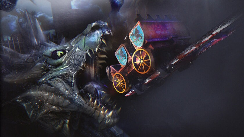 9) SFX coaster