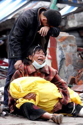 Shifang, China, earthquake