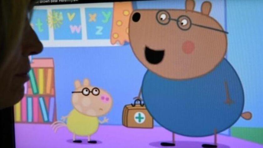 El personaje animado de Peppa Pig fue declarado por una doctora como el enemigo público número uno en la lucha por reducir las visitas innecesarias a los centros de salud.