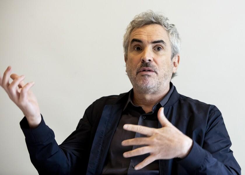 Alfonso Cuarón tiene una formación doble: estudió cine en el CUEC, y filosofía en la UNAM y tiene una vastísima cultura cinematográfica.