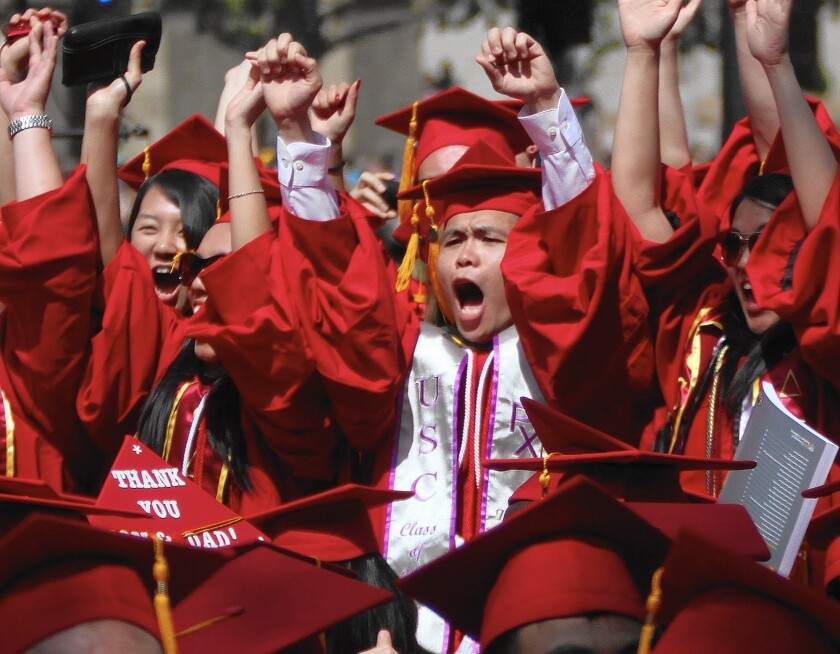 USC enrolled about 10,900 international students in the last academic year.