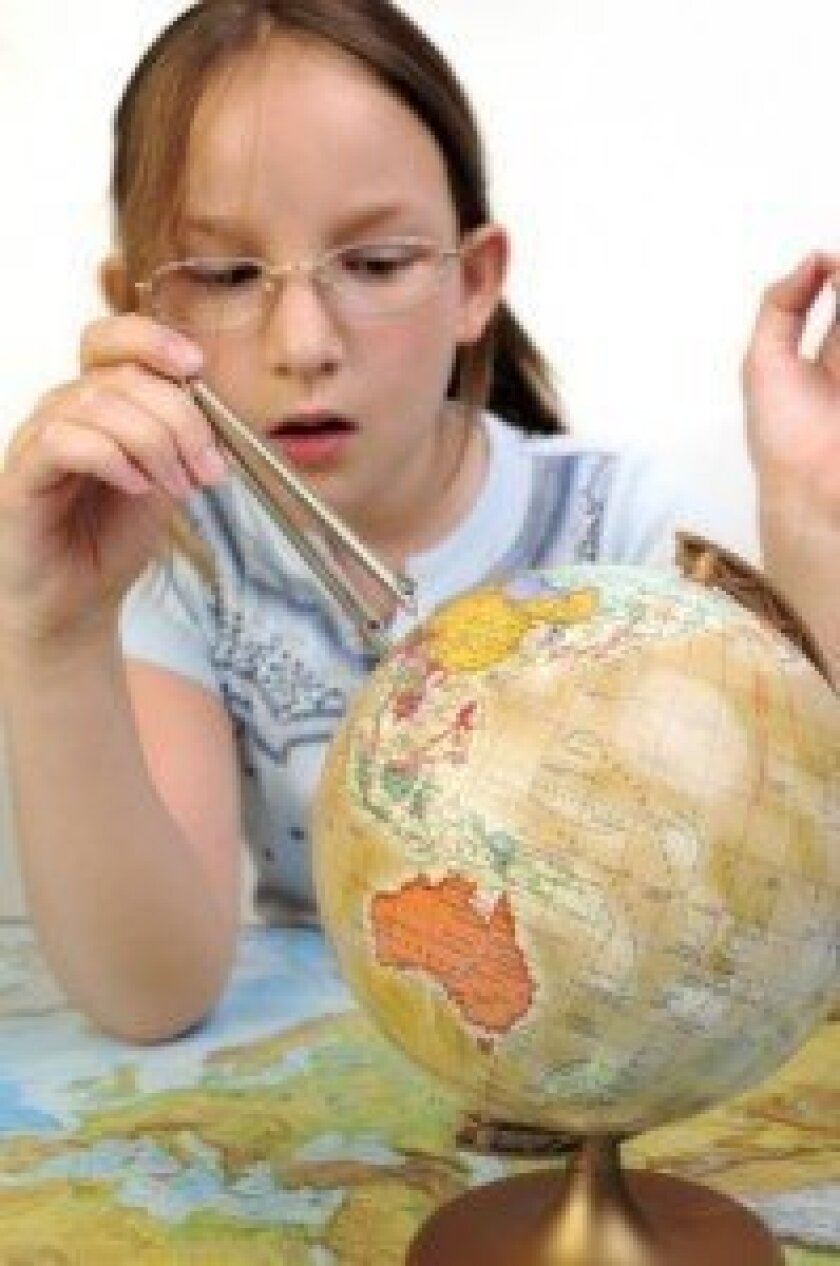 Foreign language education is a key component of a global studies curriculum.