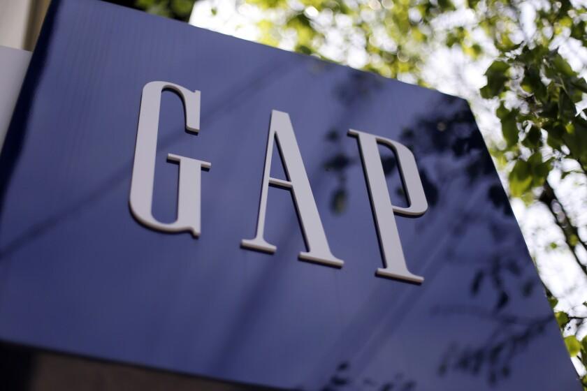 San Francisco-based Gap is closing 175 of its namesake stores.