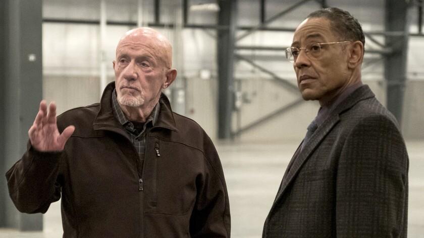 """Better Call Saul"" on AMC."